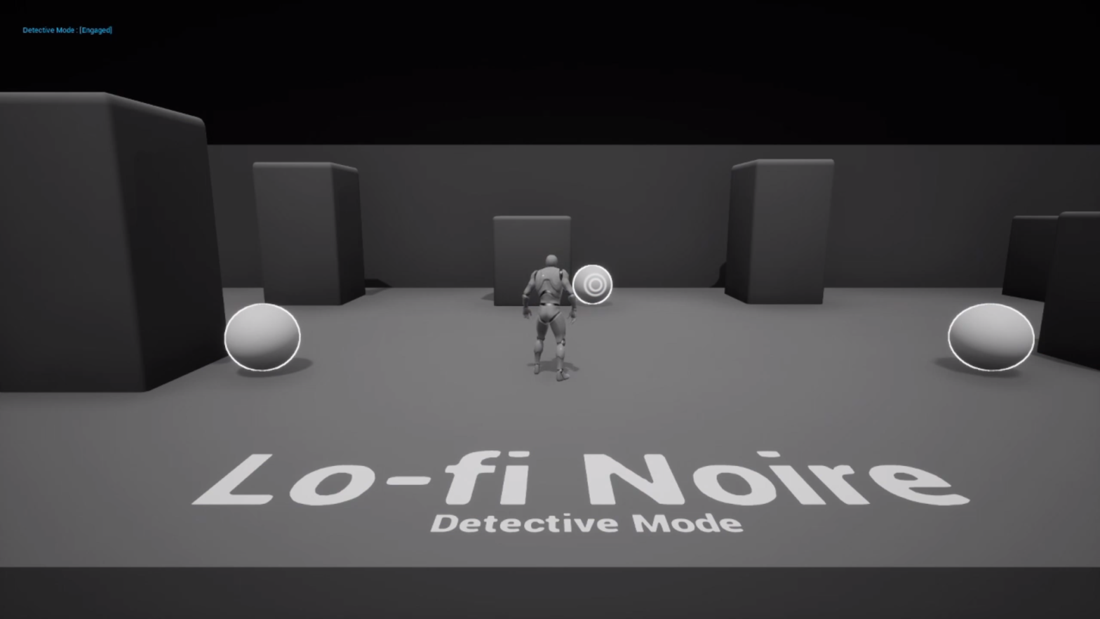 Systems Concept 1 : Detective Mode